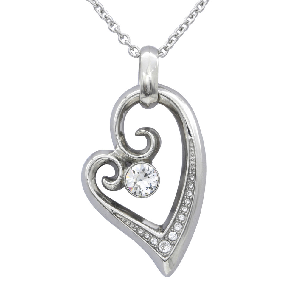 Sparkle In My Heart Necklace